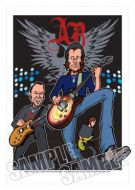 Alter Bridge caricature, Heroes of Rock (Rock/Pop)