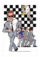 Madness Caricature, Heroes Of Ska-Mod (Rock Pop)