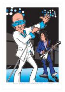 Rem Caricature, Heroes Of Rock (Rock Pop)