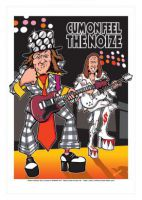 Slade Caricature, Heroes Of Rock (Rock Pop)