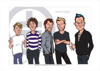 Take That Caricature, Heroes Of Pop (Rock Pop)