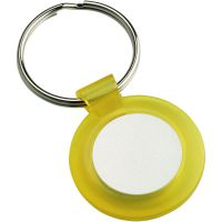 Yellow Round Keying - 1.5in