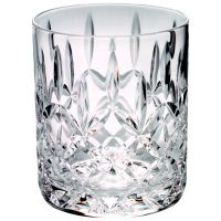 405ml Whiskey Glass - Fully Cut 4in