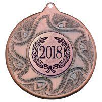 Bronze Sunshine Medal - 2in (New 2014)