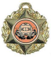 Star50 Medal Gold 50mm