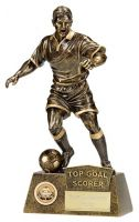 Pinnacle Football Top Goal Scorer