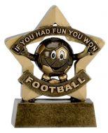 Mini Star Football Participation