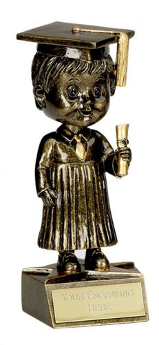 Bobble Head Male Graduation (New 2010)