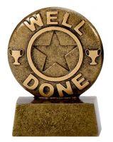 Mini Star Well Done