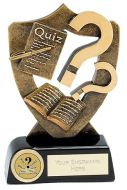 Celebration Shield Trophy Award Quiz