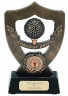 Celebration Shield Trophy Award Longest Drive