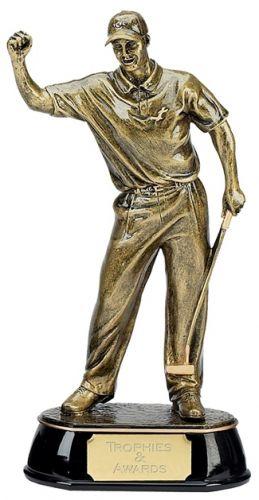 Celebration Golfer