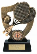 Celebration Shield Trophy Award Tennis