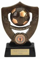 Celebration Shield Trophy Award Managers Player