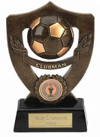Celebration Shield Trophy Award Clubman