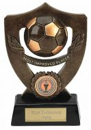 Celebration Shield Trophy Award Most Improved