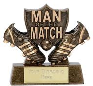 Man Of the Match Shield