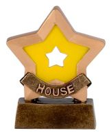 Mini Star Yellow House