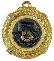 Portland50 Medal Gold 50mm
