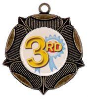 Rose50 Medal Bronze 50mm