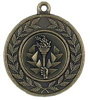 Denver50 Medal Bronze 50mm