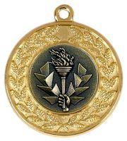 Denver50 Medal Gold 50mm