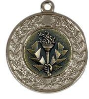 Denver50 Medal Silver 50mm