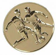 Supreme Football60 Medal Gold 60mm