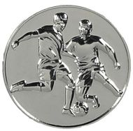 Supreme Football60 Medal Silver 60mm