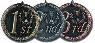 Laurel 1st Medal