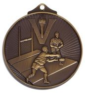 Horizon Rugby Medal