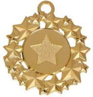 Galaxy50 Medal Gold 50mm