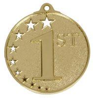 San Francisco50 1st Medal Gold 52mm
