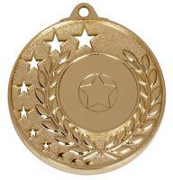 San Francisco50 Laurel Medal Gold 50mm