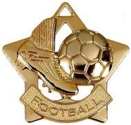 Mini Star Football Medal