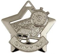 Mini Star Swimming Medal
