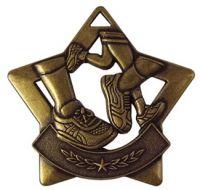 Mini Star Running Medal