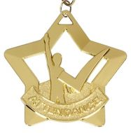 Mini Star Attendance Medal