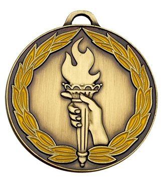 Classictorch50 Colour Medal Bronze 50mm