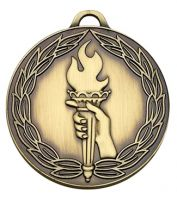 ClassicTorch50 Medal Bronze 50mm
