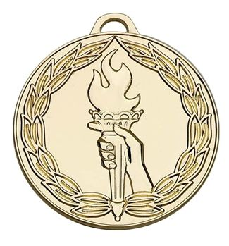 Classictorch50 Medal Gold 50mm