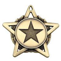 Hopestar50 Medal Bronze 50mm