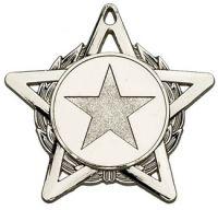 Hopestar50 Medal Silver 50mm