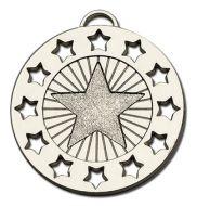 Constellation40 Medal Silver 40mm