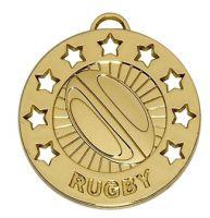 Spectrum Rugby Medal