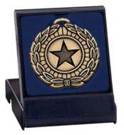 Megastar Medal & Case