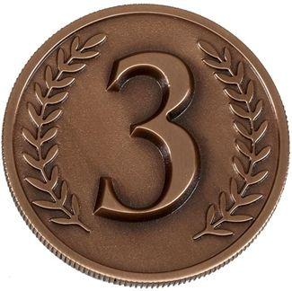 Prestige60 3rd Medal Bronze 60mm