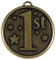 Elation Star50 1st Medal Gold 50mm