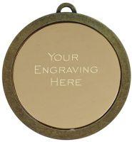 Prestige60 Lite Medal Bronze 60mm