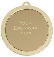 Prestige60 Lite Medal Gold 60mm